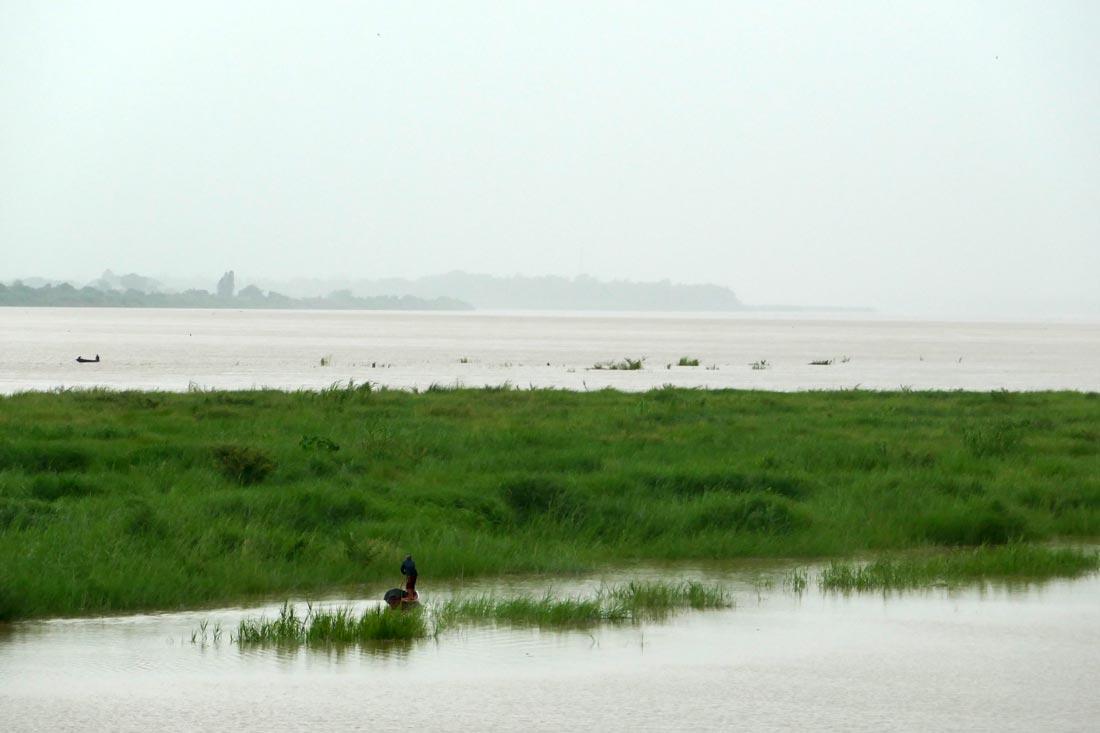 Vientiane mekong nehri