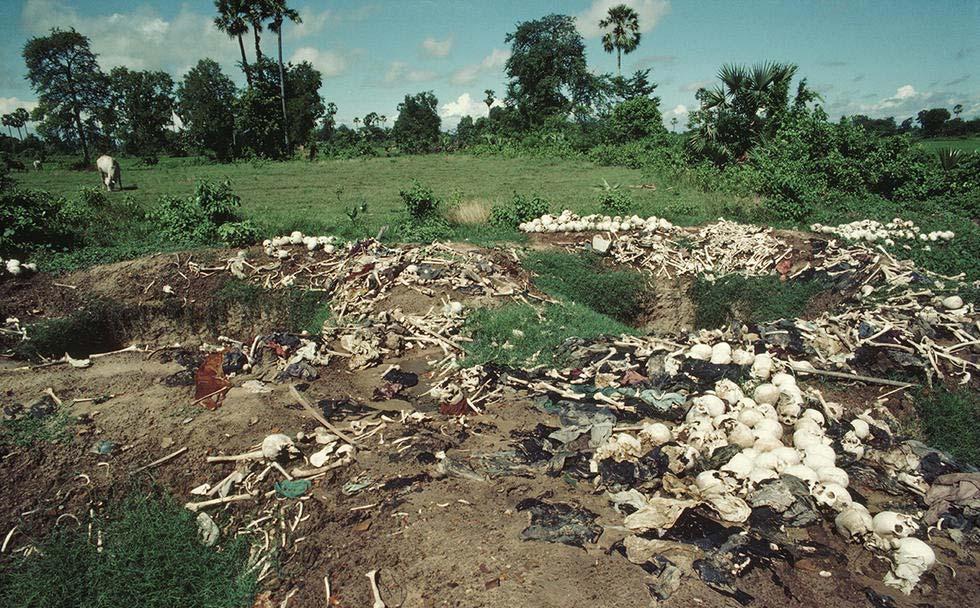 kamboçya-soykırım