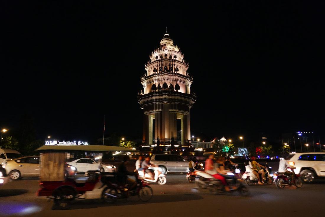 Phnom Penh Zafer Anıtı
