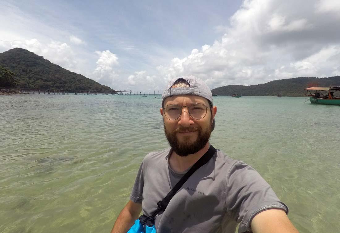Koh Rong snorkel