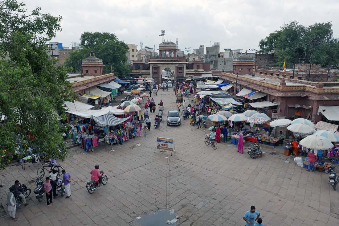 Hindistan pazar