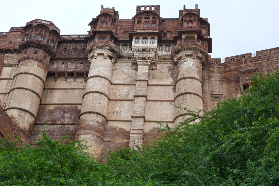 Jodhpur kalesi ve saray