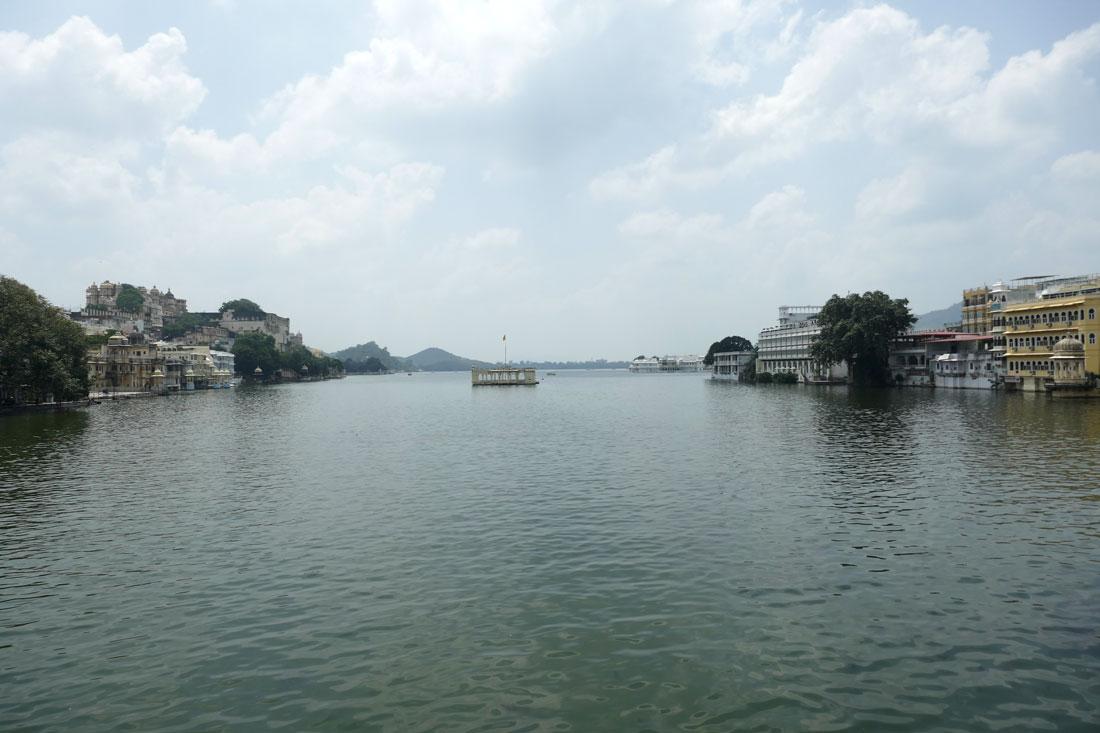 Udaipur göller şehri