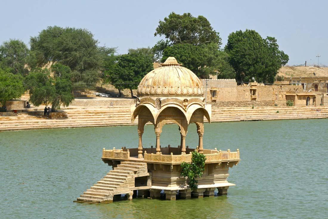 Jaisalmer göl
