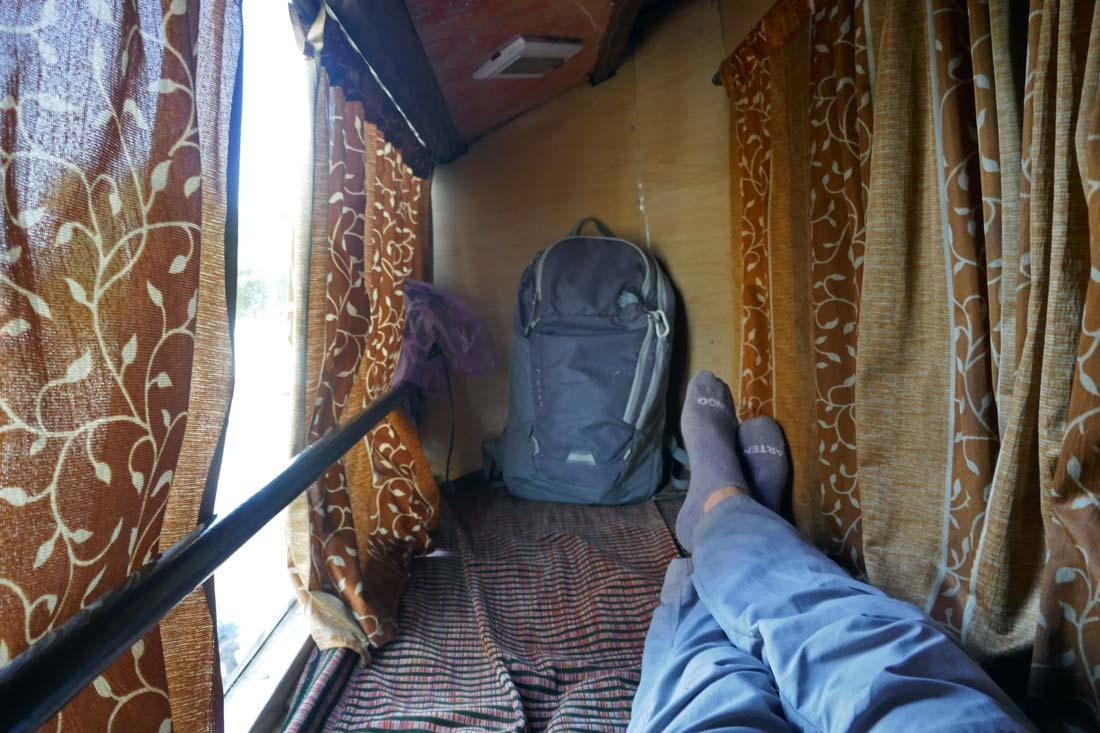 Hindistan otobüs