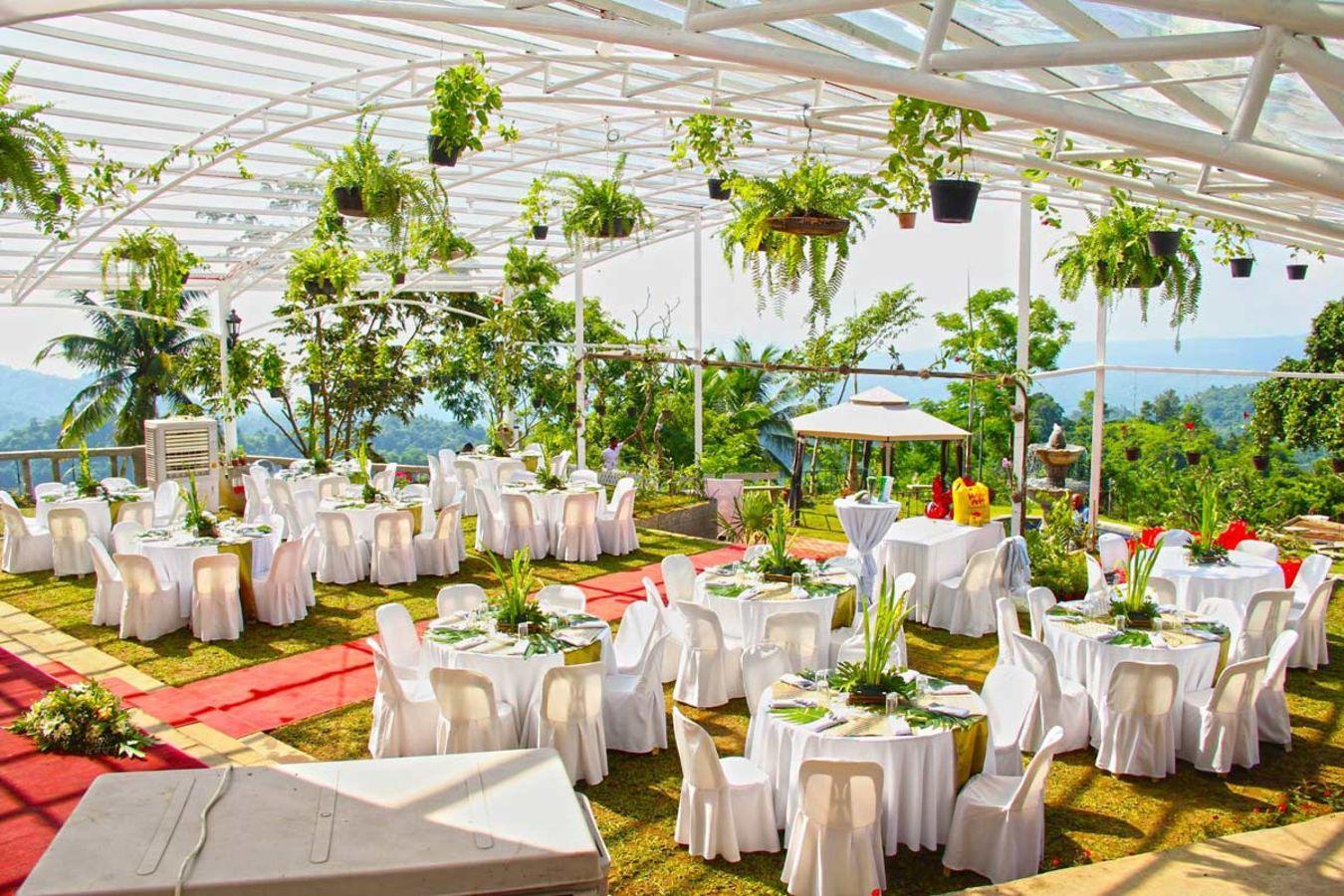 Grieg garden wedding