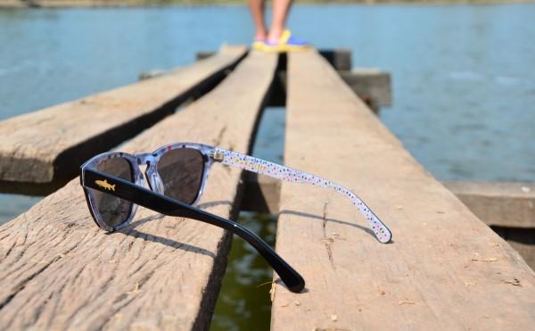 思わぬ事故と紫外線対策にサングラスや偏光は必須中の必須アイテムです