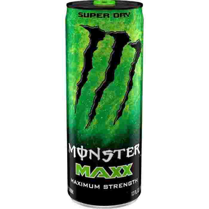 MONSTER ENERGY Extra Strength SuperDry