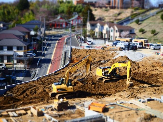 土木工事・解体工事を中心に手掛ける建設会社