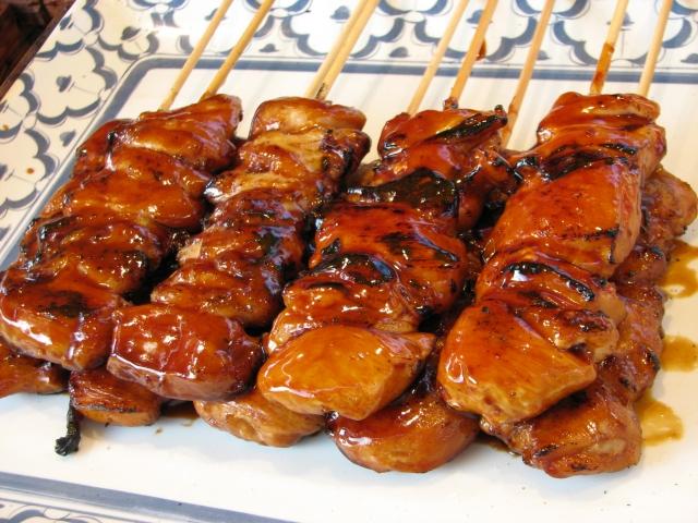 焼き鳥 の タレ レシピ