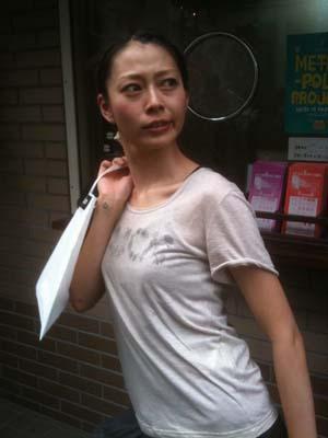 ココリコ田中さんの嫁小日向しえさんはかなりユニーク
