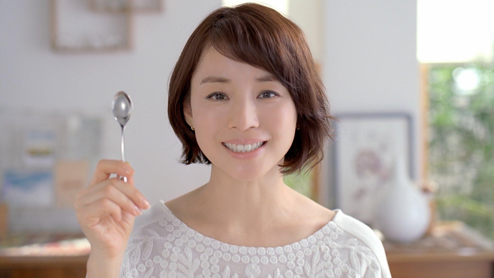 スプーンと石田ゆり子