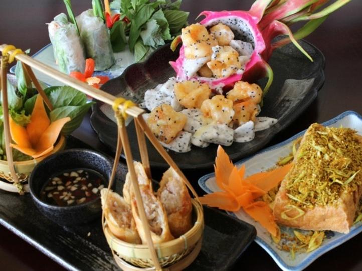 【週末特集】旅行者に大定番のベトナム料理レストラン