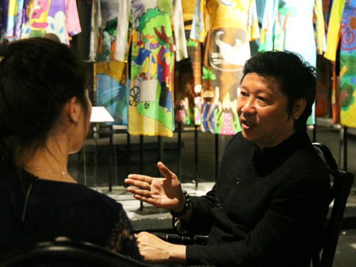 【インタビュー】世界が注目!アオザイデザイナー・シーホアン氏の考えるアオザイとは