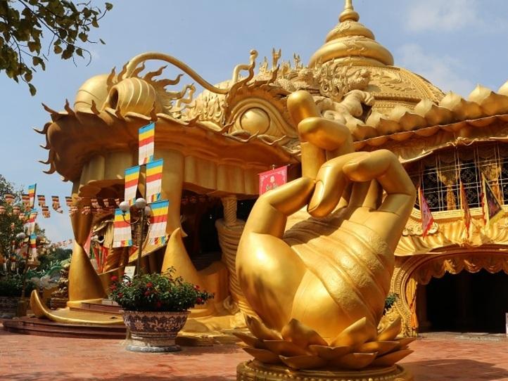 スイティエン公園でベトナムの歴史と文化を垣間見る