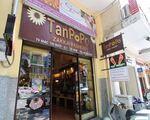たんぽぽ 「タンポポ」その一角に建っています。市民劇場から徒歩3~5分程度