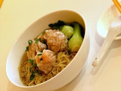 ワンタン・マスター エビワンタン麺/スープあり