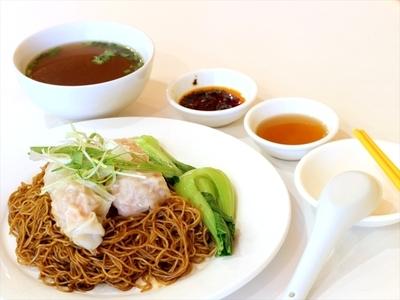 ワンタン・マスター エビワンタン麺/スープなし