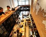 シンコーヒー(ホーフアンギエップ通り店)