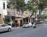 ロイヤル・フットマッサージ マックチブオイ通りも雑貨店やレストランが並ぶお洒落通りです