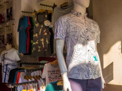 ギンコ・Tシャツ ジャングルTシャツ