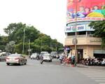 コンカフェ(ブイビエン通り店) 市場を背にして右側を歩いてください