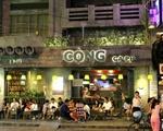 コンカフェ(ブイビエン通り店) ブイビエン通りを歩いていくと、右手に見えます