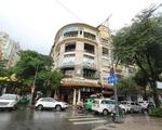 コンカフェ(リートゥーチョン通り店) 交差点を渡った斜め右手に建つ古い建物が目的地です。1階はチューバー(Chu Bar)です