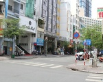 ハウス・オブ・サイゴン 最初の交差点を渡って数秒歩くと右手に見えてきます