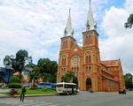 スパ・インターコンチネンタル スタート地点は観光名所「聖母マリア教会」です! ではご案内します♪