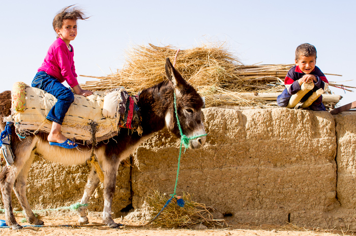 〈教育〉Mubarak, in Merzouga, Morocco 6/7