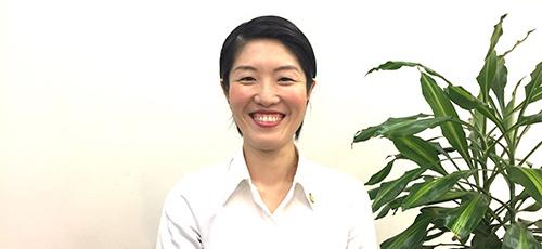 日本リフレクソロジスト養成学院直営サロン REFLE(リフレ)そごう千葉店勤務・大貝多美子さん