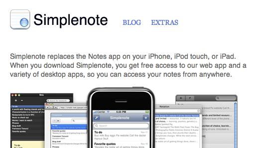ブブゼラを聞きながらEmacsでSimplenoteを操作してみました