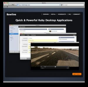 ruby+html+javascriptでデスクトップアプリケーション開発