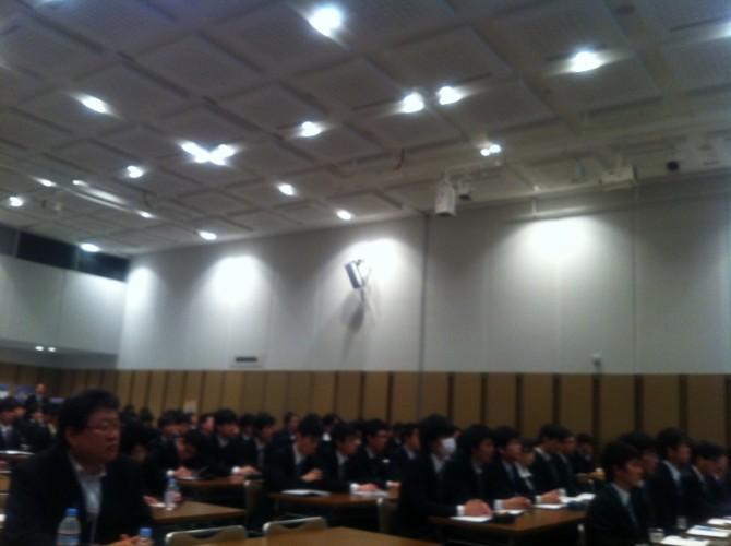 Fukuoka IT Seminar for Next Generation参加レポート