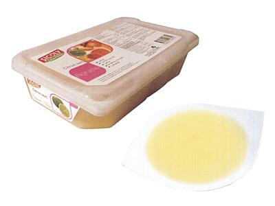 <冷凍>シコリ ピューレ無糖 シトロンヴェール 1kg