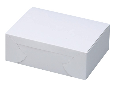 ケーキ箱 ホワイトショートT No.8