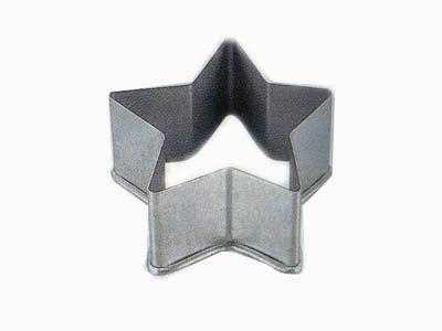 ニューパティシエール抜型 星 4cm