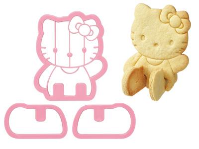 立体クッキー抜き型 KT