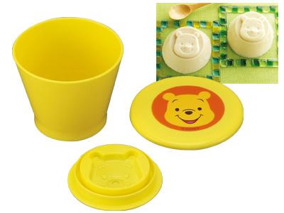 プリンカップ2P Pooh