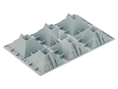 デバイヤー エラストモールピラミッド 6ヶ取