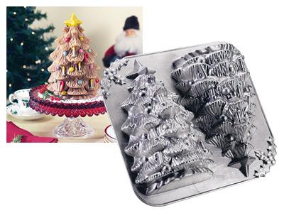 ノルディックウェアー クリスマスツリーケーキパン