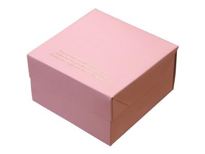 ガトーショコラBOX ピンク