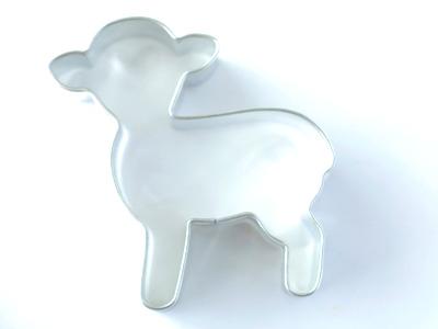 BIRKMANNクッキー型 子羊