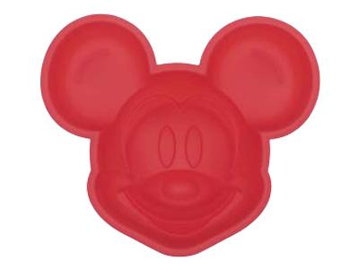 ミッキーマウスシリコンスポンジケーキ型