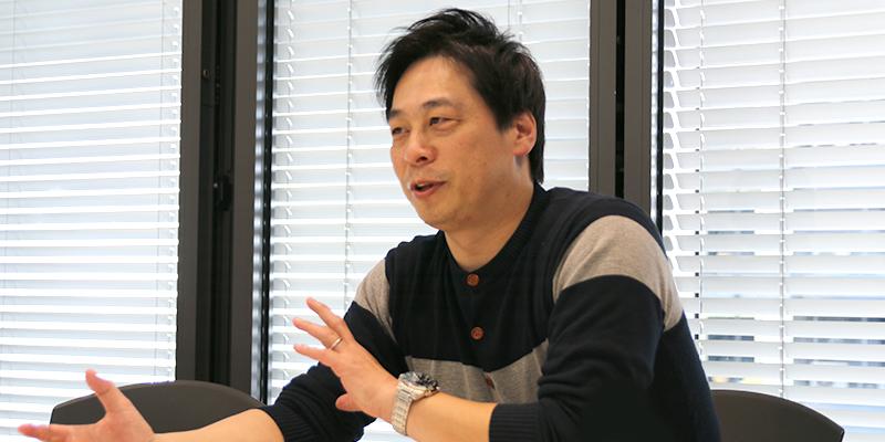 株式会社スクウェア・エニックス 田畑 端さん お写真4