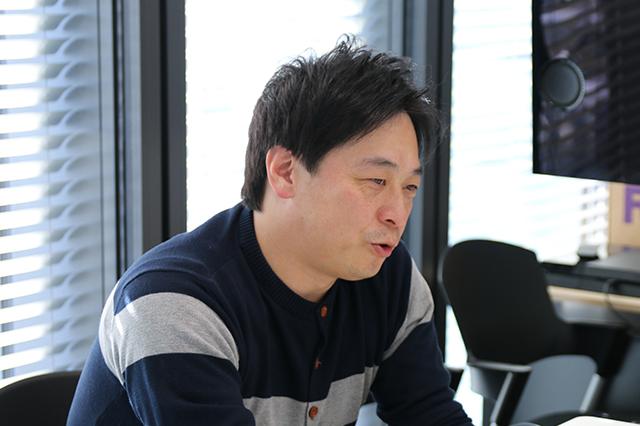 株式会社スクウェア・エニックス 田畑 端さん お写真3