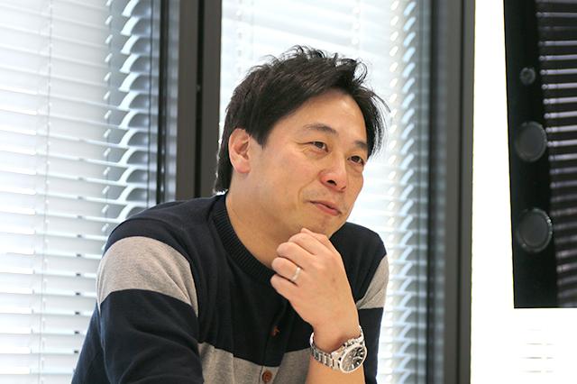 株式会社スクウェア・エニックス 田畑 端さん お写真2