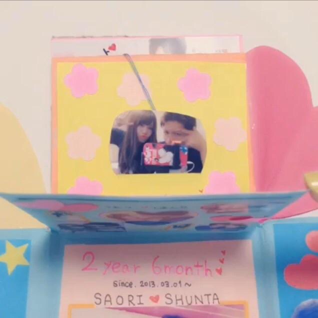 ミックスチャンネル☆大切な人にあげたい!サプライズボックスの作り方♡の画像