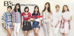 アップアップガールズ(仮)の初韓国ツアー、X-GIRLの衣装サポートが決…